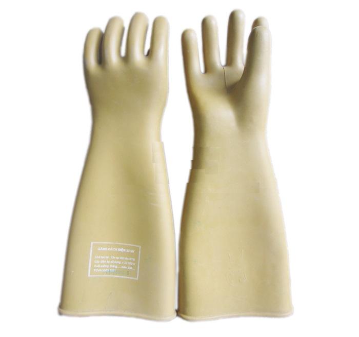 Bán găng tay bảo hộ cách điện 15KV