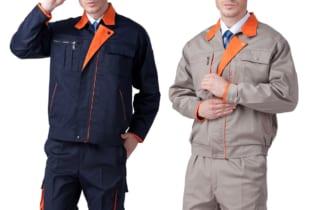 Quần áo bảo hộ lao động giá rẻ vải cotton dày bền đẹp