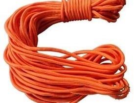 Dây cứu sinh Hàn Quốc màu cam D8mm dài 10m, 20m, 30m