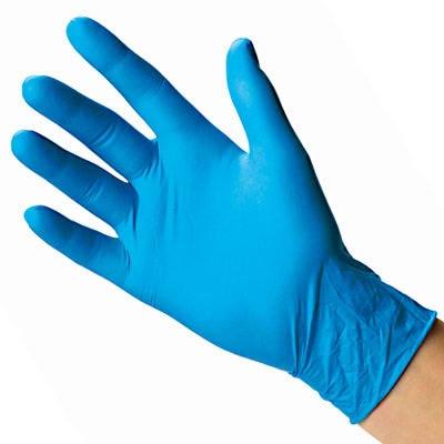 Găng tay cs y tế TouchNTuff  Ansell 92-670 màu xanh