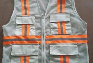 Áo phản quang gile túi hộp kỹ sư bền đẹp giá tốt