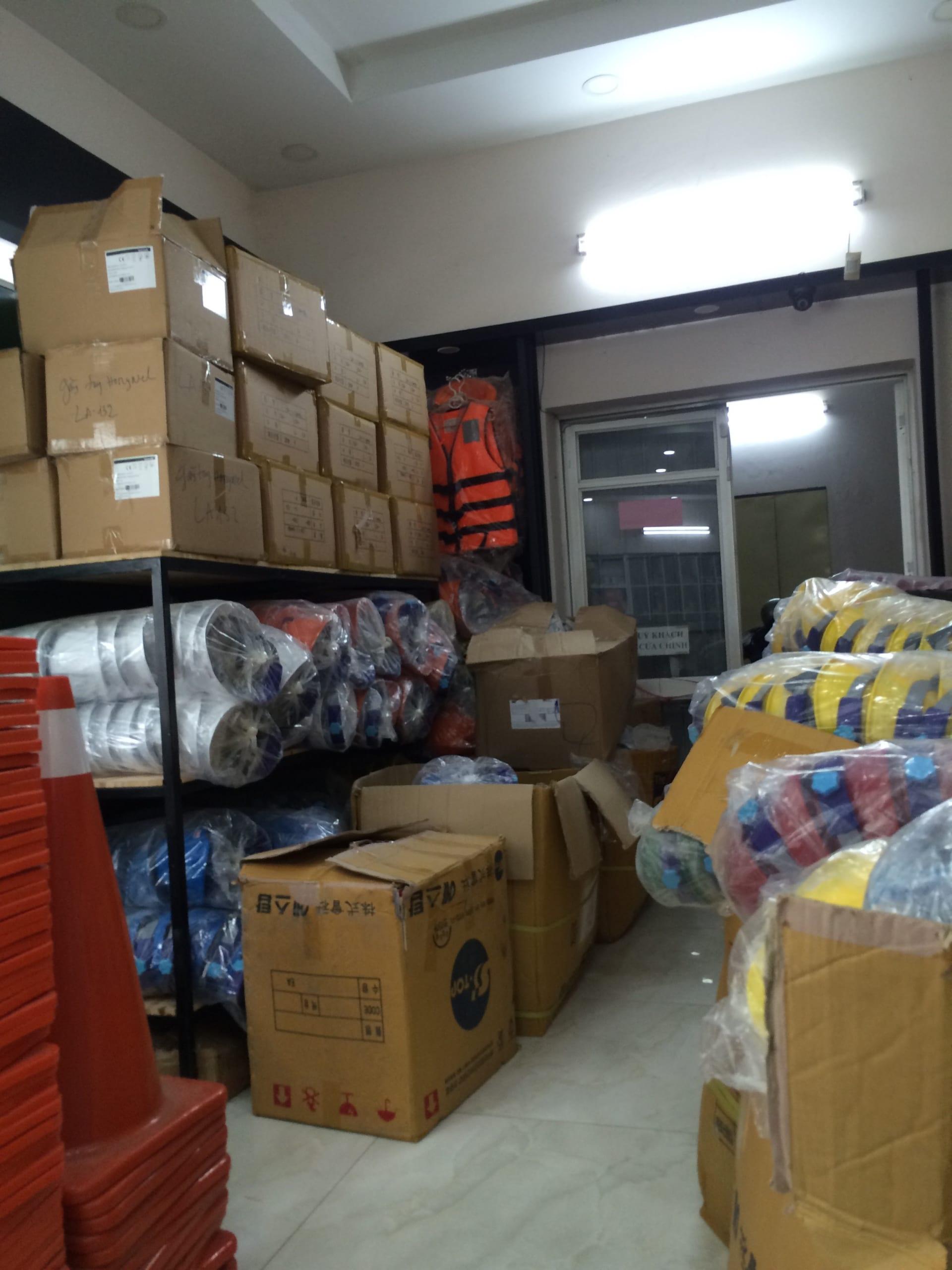 Trang thiết bị đồ Bảo hộ lao động tại HANKO VIỆT NAM
