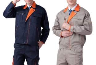 Quần áo bảo hộ lao động vải Hàn Quốc chất lượng uy tín công ty MAY HANKO